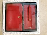 Red wallet and purse brand new Barrie, L4N 0A9