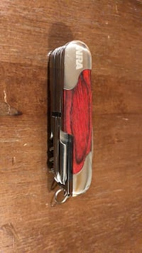 NRA pocket knife Fairfax, 22030