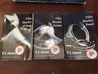Fifty Shades of Grey Trilogy Books  Chicago, 60634
