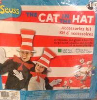 Cat and the hat dr Seuss new just hat  Medford, 02155
