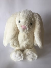 Soft Bunny Plush Stuffie Perfect Condition Vancouver, V5K 3A5
