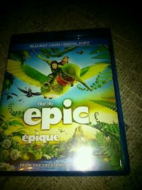 Blu-ray epic London, N5W 2Y8