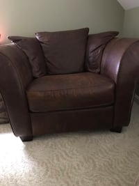 Leather Chair Franklin, 02038