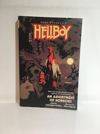 Hellboy An Assortment of Horrors Mississauga, L5C