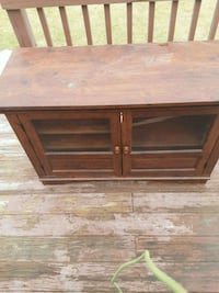 brown wooden single drawer side table Lexington, 68850