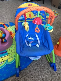 Fisher Price Infant to Toddler Rocker Edmonton, T6V 0J5