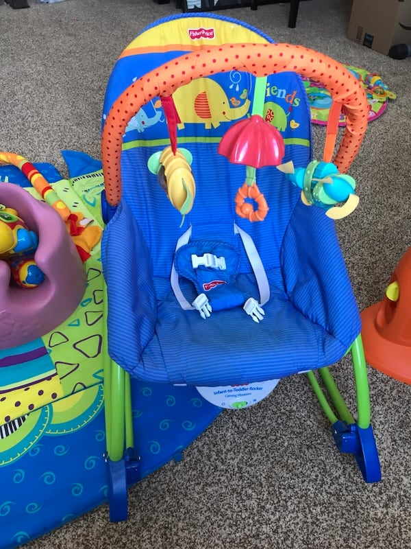 Fisher Price Infant to Toddler Rocker b7449d4e-700a-4d02-be03-16570124d3bb