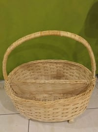 Beige basket Windsor, N9J 3N9