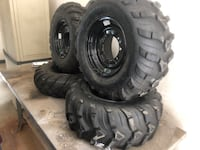 CST Ancla ATV/Side x Side Tires - like new Sioux Falls, 57103
