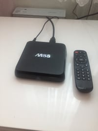 Box TV med android program 2gb ram 8gb memori