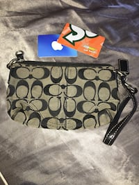 Small USED Coach wristlet Pearl City, 96782