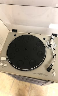 Sony Direct Drive Stereo Turntable