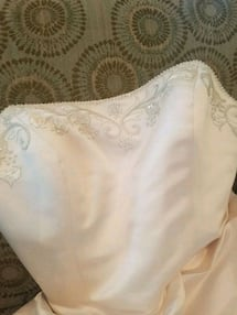 Wedding Dress (Used)