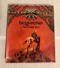 Dungeons & Dragons Hell Bound The Blood War