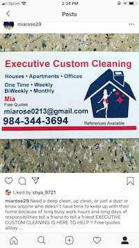 House cleaning Raleigh