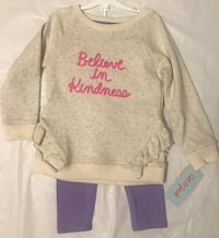 Brand new 18 months baby girl outfit  327 mi