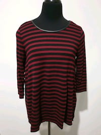 Striped Top - Oversized