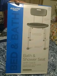 bath and shower seat with back Springfield, 65803