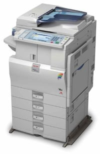 Ricoh Aficio MP C2551 Color Multifunction Copier Printer SAINTPAUL