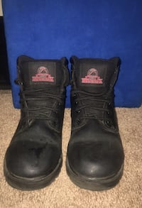 Brahma work boots size 8 1/2W District Heights, 20747