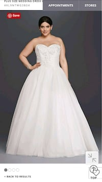 Wedding dress San Antonio, 78223