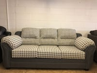 BRAND NEW GREY TONE CANADIAN MADE COUCH Toronto