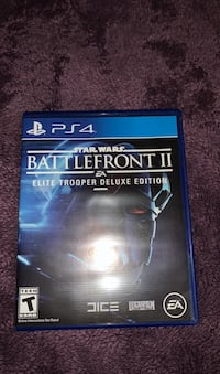 Starwars Battlefront 2 deluxe edition Woonsocket, 02895