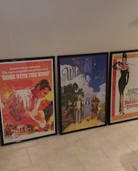 Movie Posters.