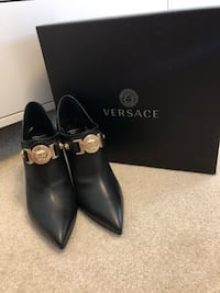 AUTHENTIC VERSACE Women's Booties Surrey, V3V 7H7