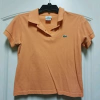 Junior's top, orange  San Antonio, 78245