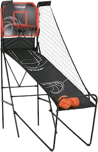 Redline Alley-Oop Single Basketball Shootout with Quick Connect (NEW)