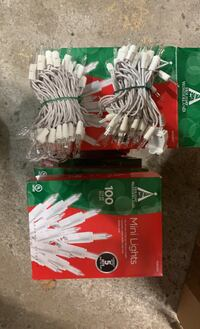 10 boxes of Xmas wedding party lights