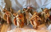 Angel Ornaments (set of 5) Silver Spring, 20905