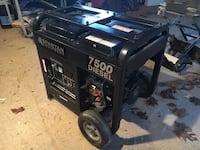 Diesel Generator - only 2 hours- like new. Runs perfect  Leesburg, 20175