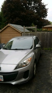 Silver 5-door hatchback Kitchener, N2M 2K6