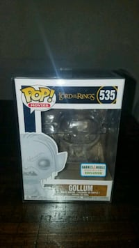 Pop! The Lord of the Rings 535 Gollum vinyl figure Palmdale, 93550