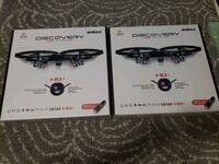 2 Drones with HD cameras.  $60 each Chicago, 60615
