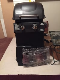 Black and gray gas grill..never used Lutherville Timonium, 21093