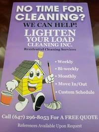 House cleaning in the GTA Mississauga