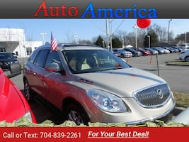 2011 Buick Enclave Gold suv