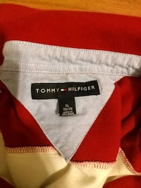 Orjinal Tommy polo t-shirt