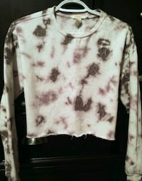 Tie Dye Sweater Red Deer, T4P 0B6
