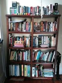 ONLY bookcase books not included. Norfolk