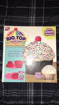 Big Top Cupcake Bakeware Yorktown Heights, 10598