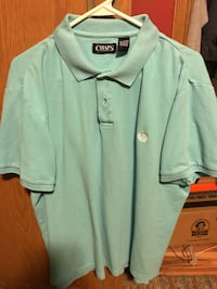Teal Green chaps polo shirt Mooresburg, 37811