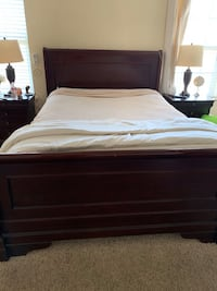 Queen size bed room suite Oklahoma City, 73120