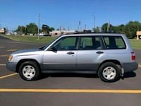 2005 Subaru Forester Washington