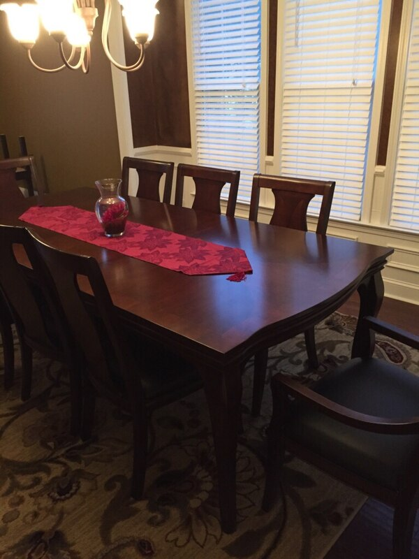 Dining Room Table Chairs Buffet