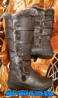 All XL ladies boots are new sizes 6 and 1/2 only Las Vegas, 89169