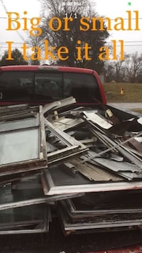 scrap steel removal Kitchener